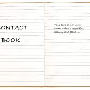The Contact / Communication Book